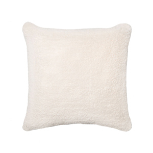 Cozy sherpa euro toss pillow for modern farmhouse living room - Design Inspiration curated by Rare and Worthy Co